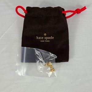 Add-on item, Kate Spade earrings
